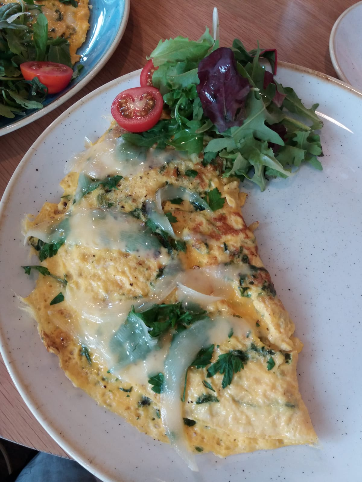 Omelette Express 7 Minutes